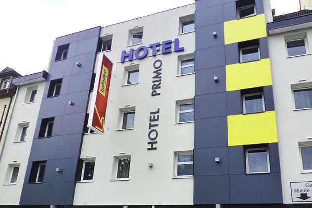 H tel primo colmar 68000 alsace travel for Primo hotel in cabina