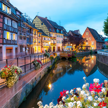"Colmar ""little Venice"""