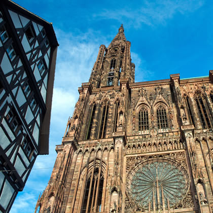Strasbourg: cultural and historical capital